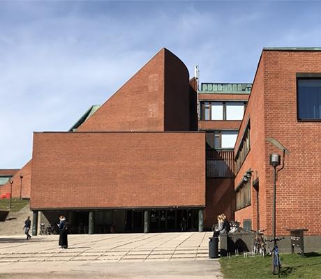 Aalto-universitetet, Helsingfors.
