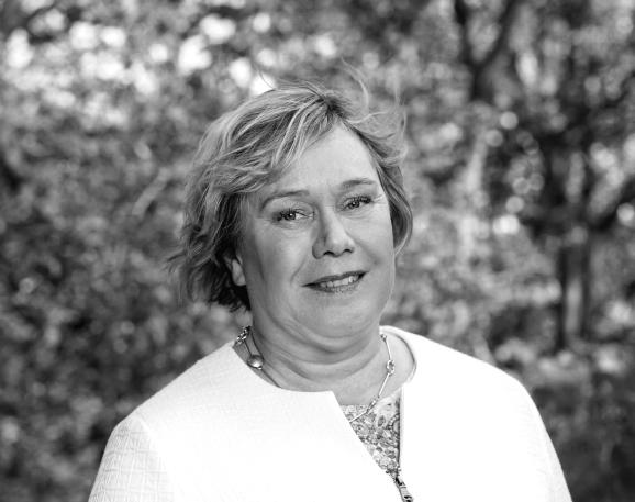 Ewa Wiberg, rektor vid GU