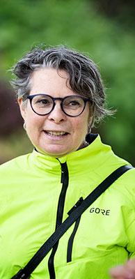 porträttbild, Karolina Ganhammar