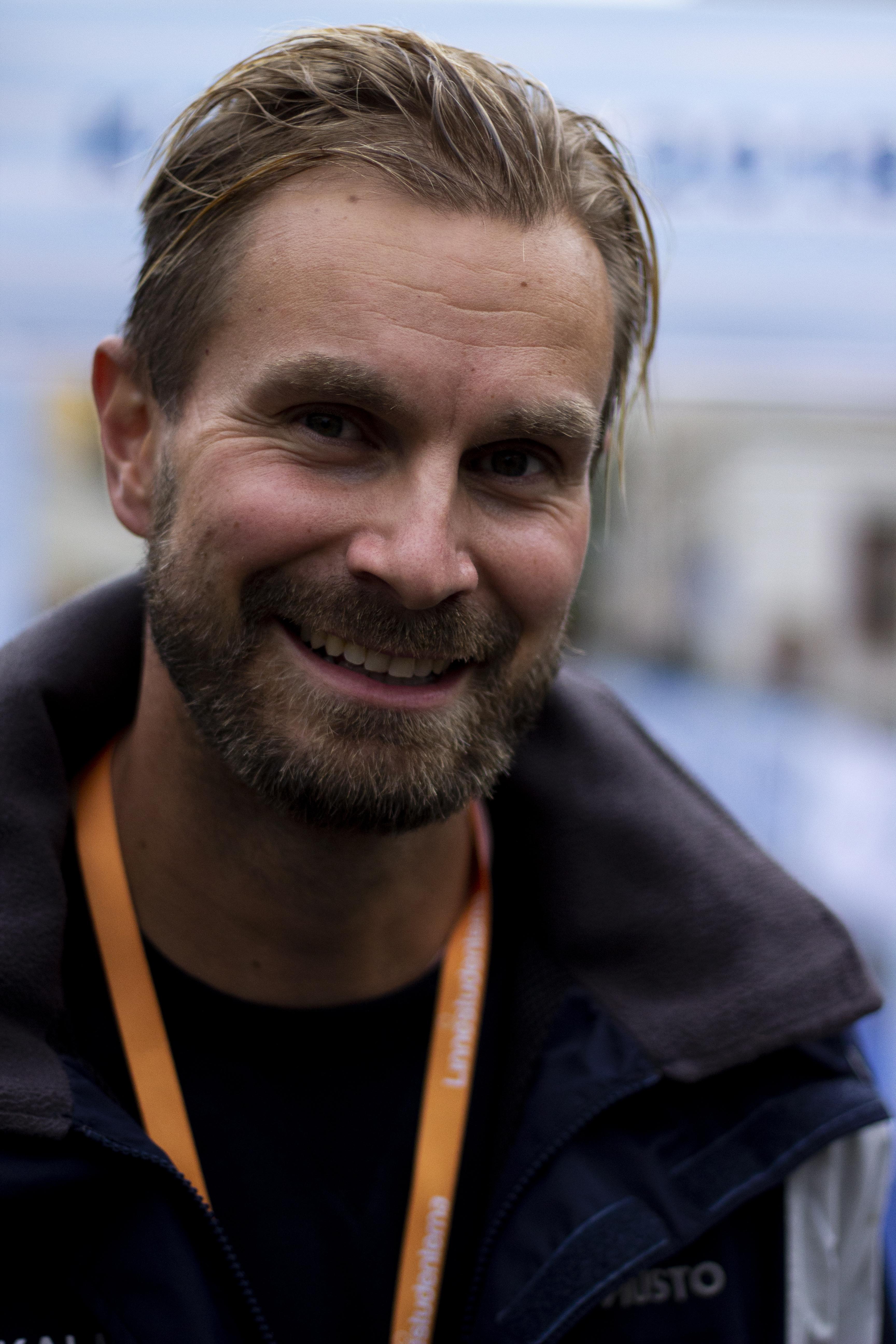 Johan Göransson, projektledare vid Destination Kalmar.