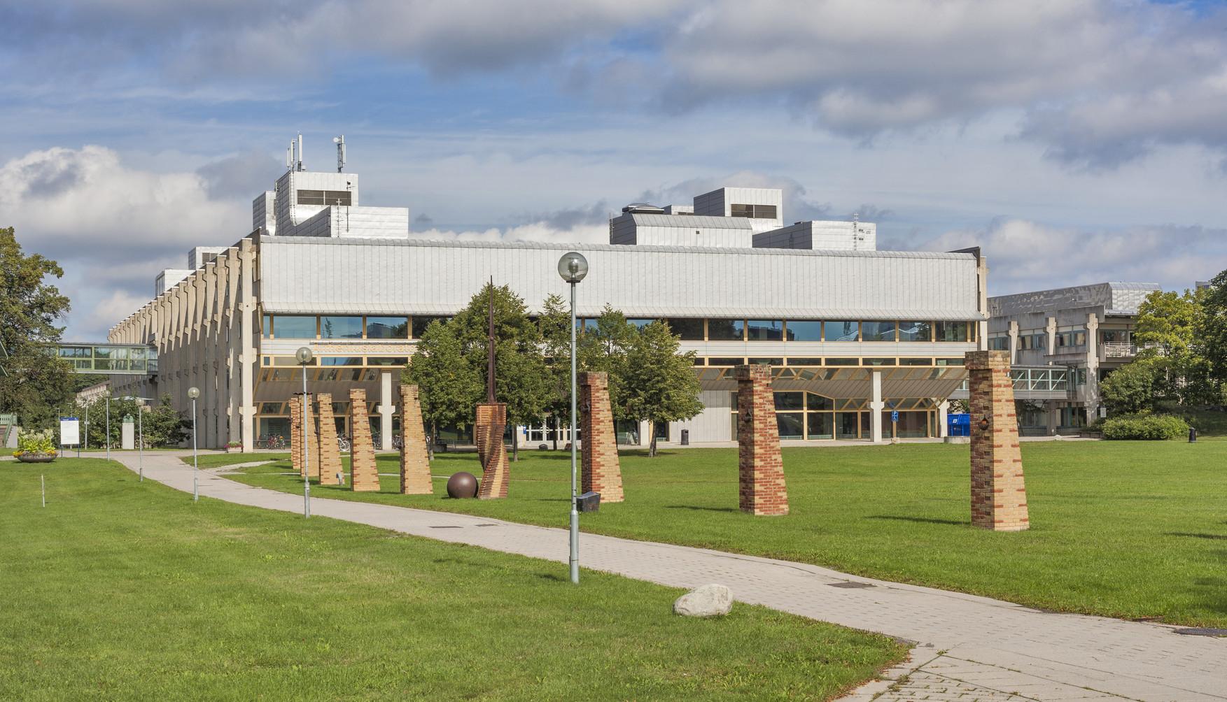 Arrheniuslaboratoriet vid Stockholms universitet.