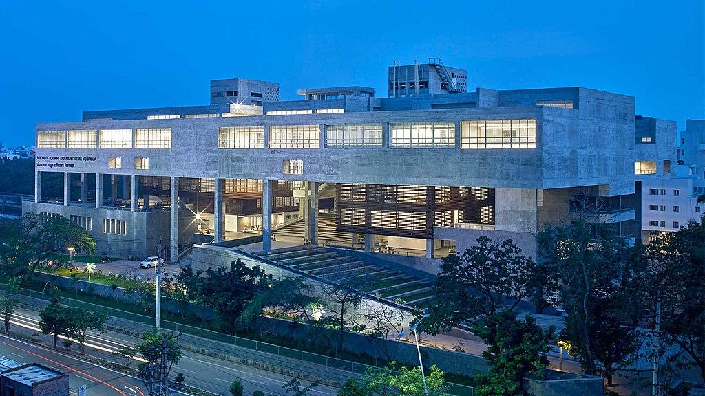 SPA Vijayawada Main Campus