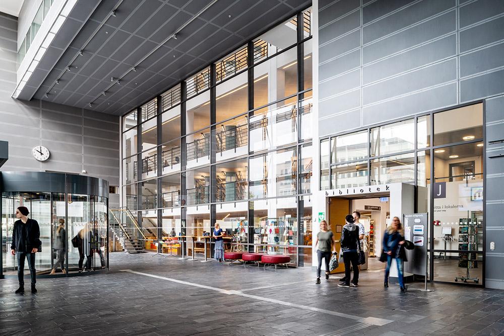 Bibliotek högskolan i Borås